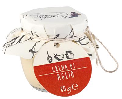 Crema di Aglio 80 gr