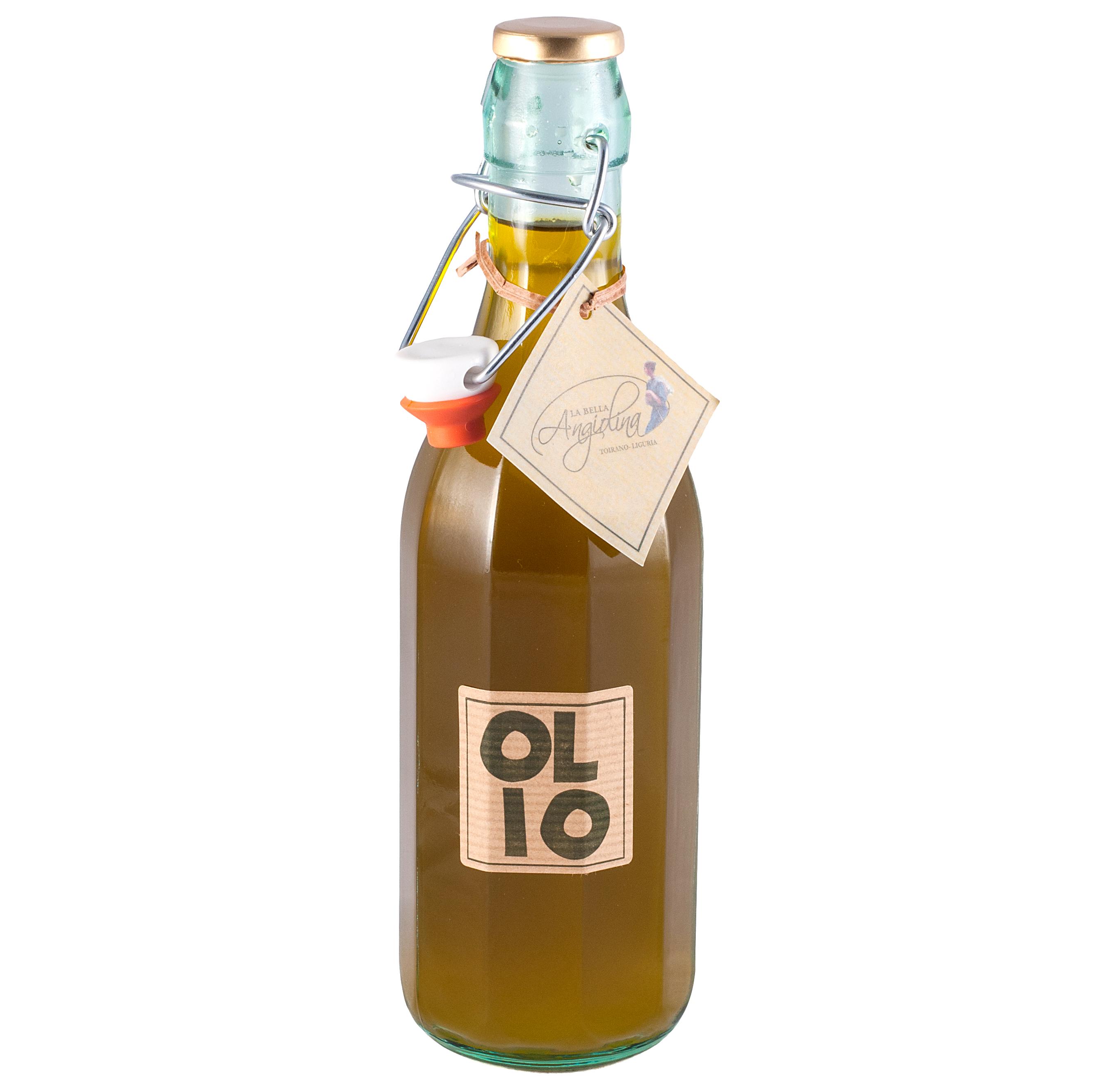 Olio extravergine di oliva mosto 250 ml.